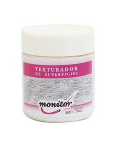 Texturador de superficies Monitor 200cc Medio
