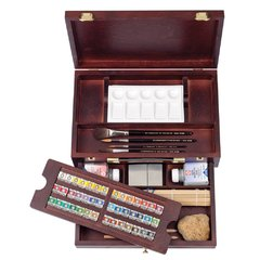Caja de Madera Rembrandt Water Colour Box Master  05840002