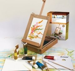Table Easel Set ARTMATE Acrílicos para Artistas