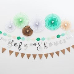 "Deco Pared ""Baby Shower"""