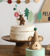 "Deco Torta ""Bosque"""