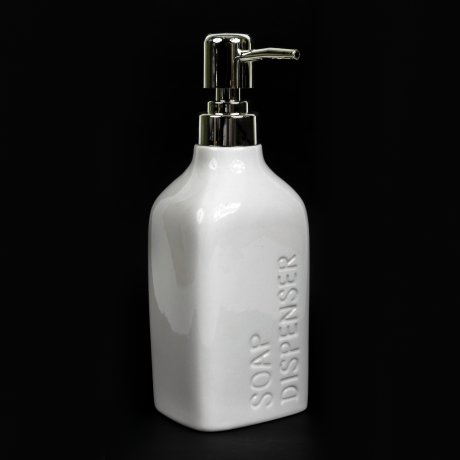 Dispenser Soap I White