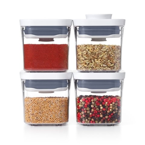 Pop Container OXO Mini Set x4