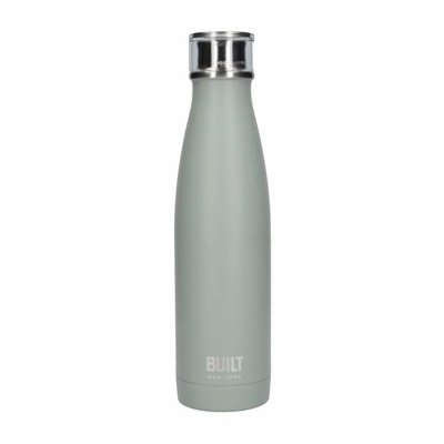 Botella térmica BUILT NY 480ml Storm Grey