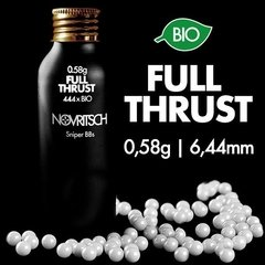 BBs 0,58g Full Thrust Brancas Novritsch