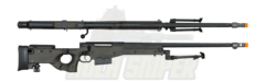 Sniper Airsoft Ares AW338 (L115) Spring Power na internet