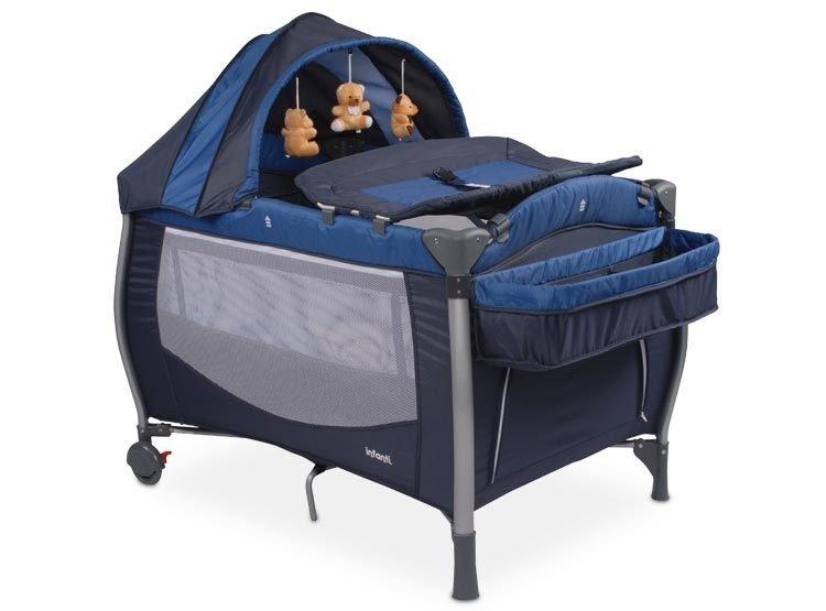 fa5d9f9e4 CUNA INFANTI LUNA-King Baby - Comprar en King Baby®