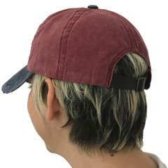 CAP RUSTIC STAMP NYPD - comprar online