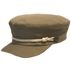 Gorra Capitan Gabardina Color