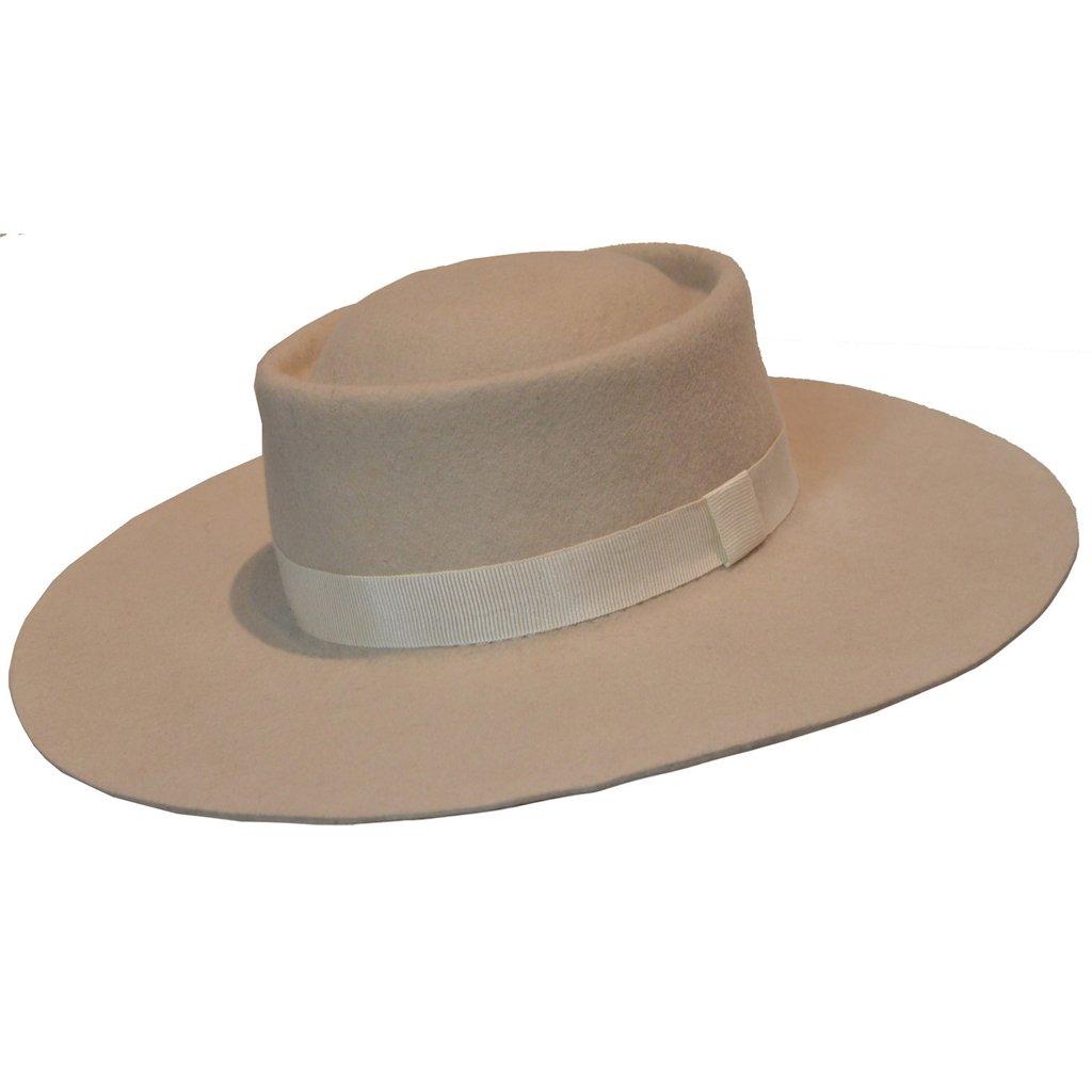 3e6596e4a8945 SOMBRERO FIELTRO PAMPA - Compania de Sombreros
