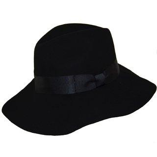87de3c54e0143 Buy Sombreros de Fieltro in Compania de Sombreros  Negro