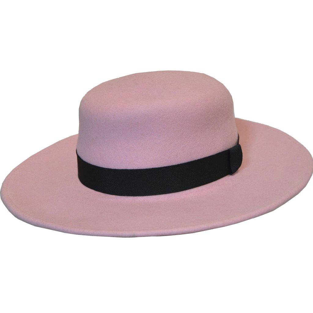 SOMBRERO FIELTRO HACIENDA ZOE - Compania de Sombreros e3dfacbb83e