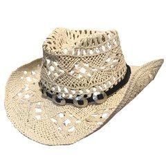 4cc7418e37 SOMBRERO COWBOY VERACRUZ TACHAS - Compania de Sombreros