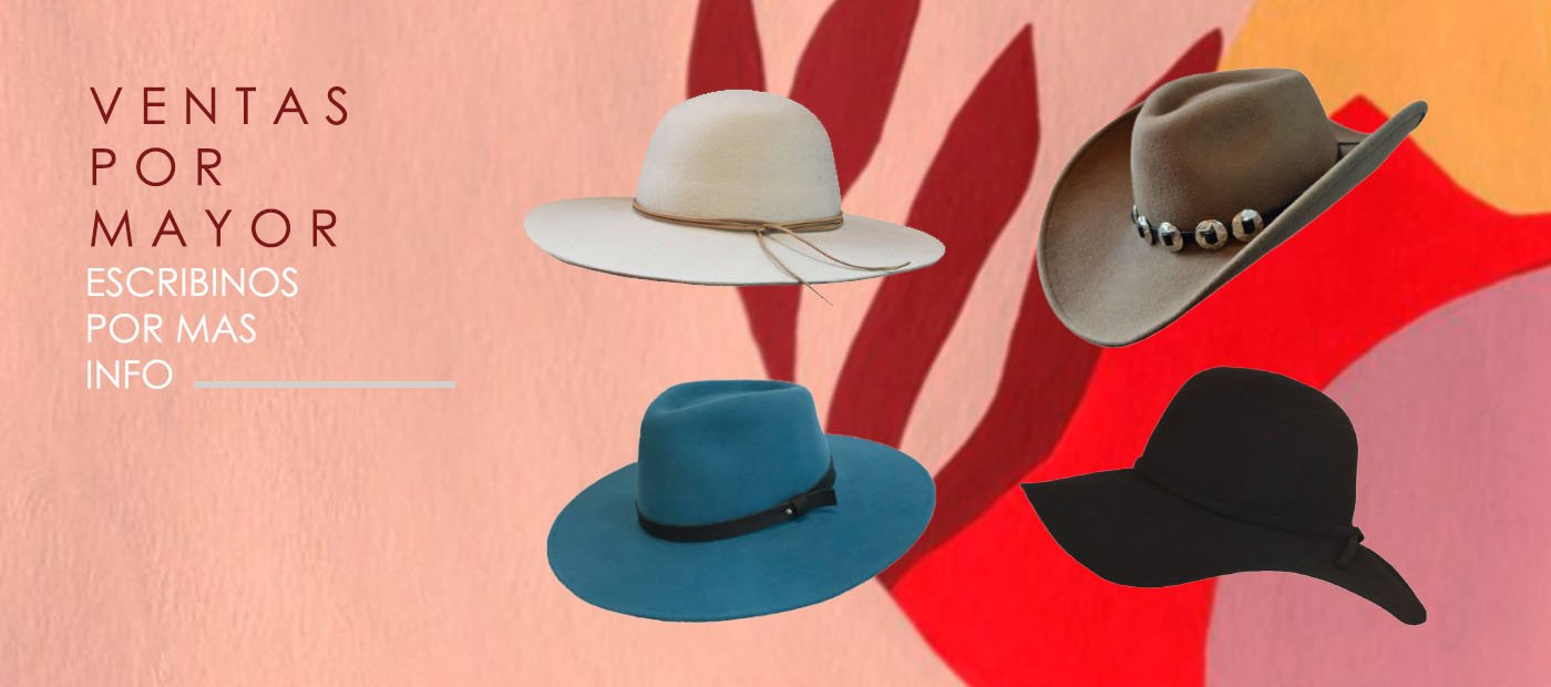 c6dc2e4120b2e Tienda Online de Compania de Sombreros