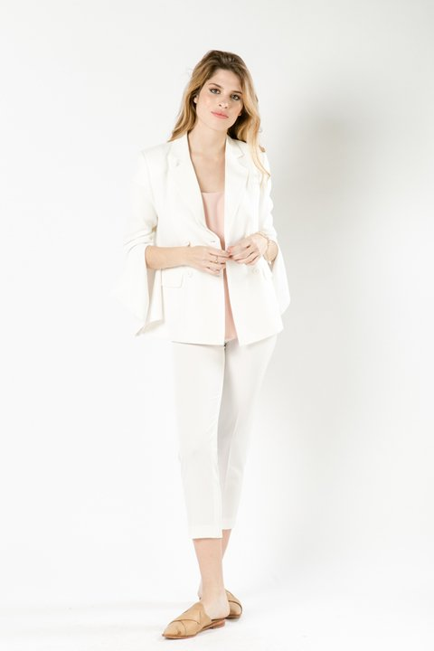 BLAZER MAGNOLIA OFF WHITE