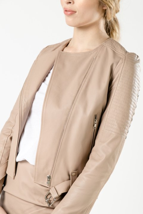 CAMPERA TAKE BEIGE