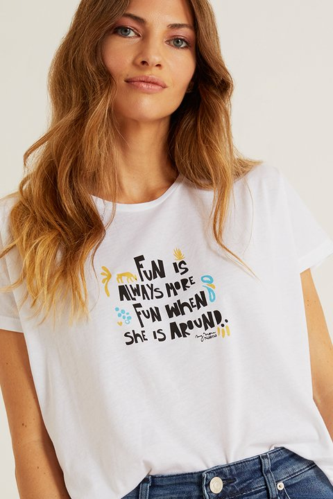 Remera Mom Fun