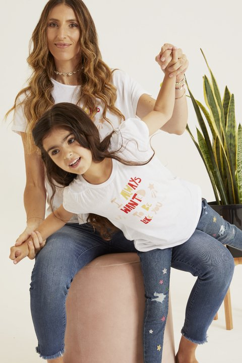 Remera Mom Like You en internet