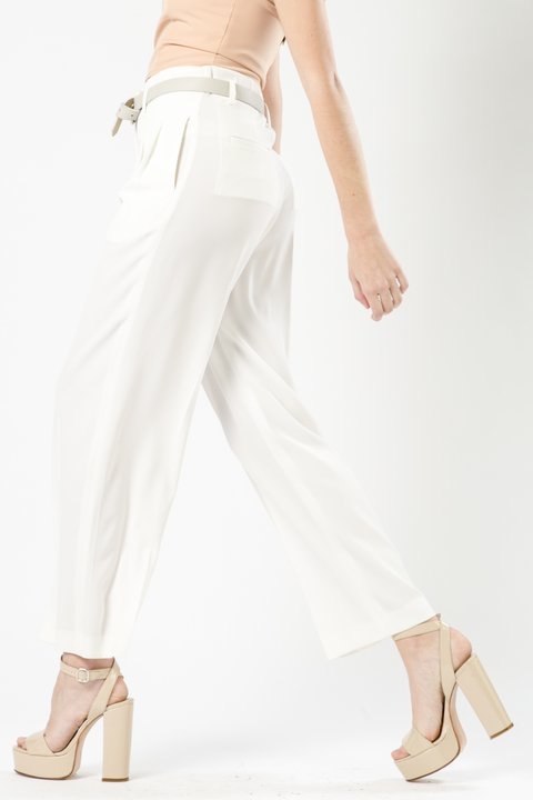 PANTALON MAGNOLIA OFF WHITE - NAIMA