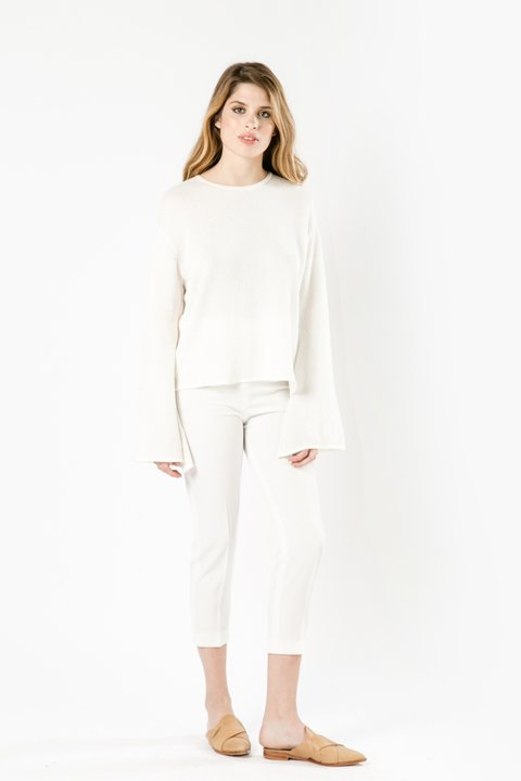 SWEATER JAPON OFF WHITE - NAIMA