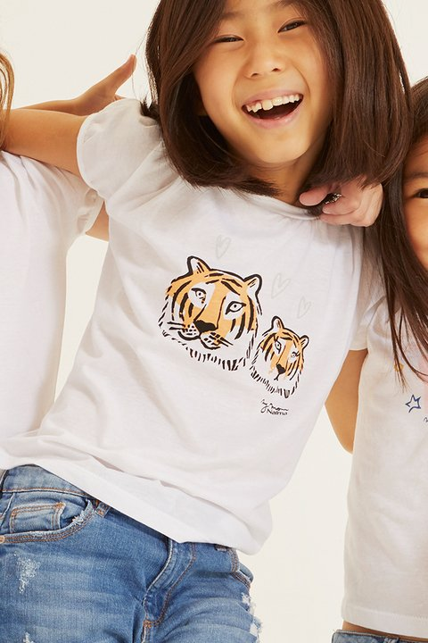 Remera Mom Tigers