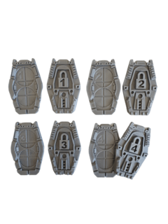 Nemesis - kit de Escape Pods - comprar online