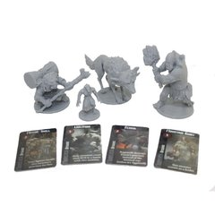 Blood Rage - Kit de miniaturas (similiar ao pacote Kickstarter Exclusive)