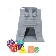 Dice Tower - similar Death Star