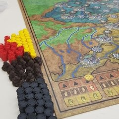 POWER GRID - Kit de Componentes na internet