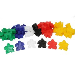 Kit de Meeples - 120 unidades