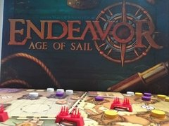 Endeavor Age of Sail - Kit completo de componentes realísticos (similar KS exclusive)