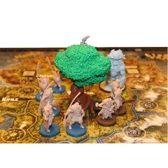 Imagem do Blood Rage - Kit de tokens e Yggdrasil