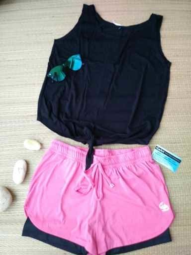 Shorts Copper Duplo - comprar online