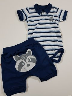 Conjunto Body e Short.