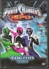 Dvd Power Rangers S.p.d. Tocaia Vol.2