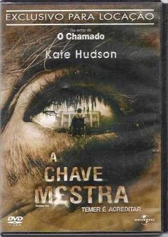 Dvd A Chave Mestra - (02)