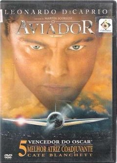 Dvd O Aviador - Disco 1 - (95)