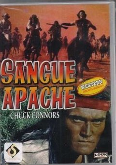 Dvd Sangue Apache (50)