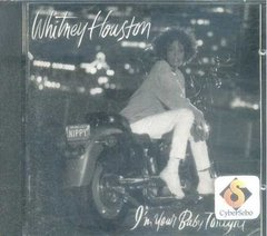 Cd Whitney Houston - I'm Your Baby Tonight - Importado (31)