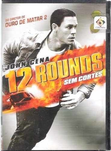 Dvd 12 Rounds - Sem Cortes - (40)