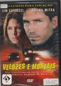 Dvd Velozes E Mortais (48)
