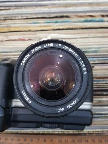 Camera Profissional Canon Eos 500n Lente 85 Mm - comprar online