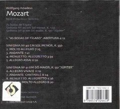 Cd Wolfang Mozart Nº 1 Royal Philharmonic Orchestra (32) - comprar online