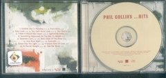 Cd Phil Collins...hits (34) na internet