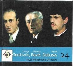 Cd George Gershwin N° 24 Royal Philharmonic Orchestra (32)