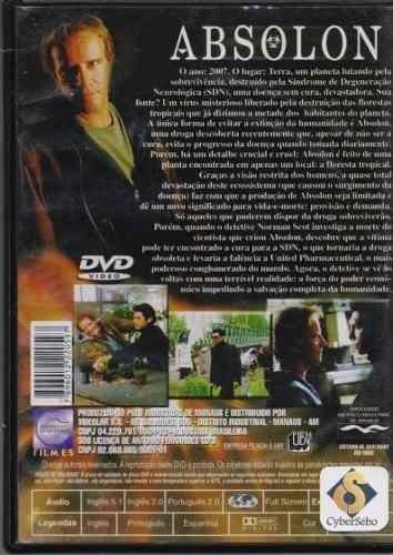 Dvd Absolon - (40)