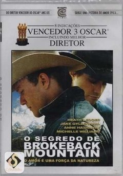 Dvd O Segredo De Brokeback Mountain (50)