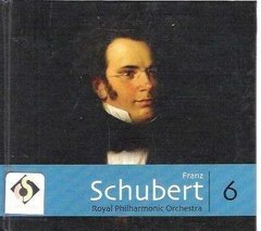 Cd Franz Schubert Nº 6 Royal Philharmonic Orchestra (32)