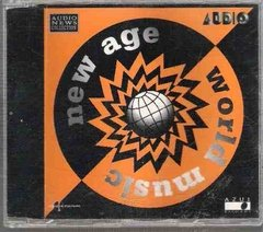 Cd New Age  World Music  Cd Sem Contra Capa