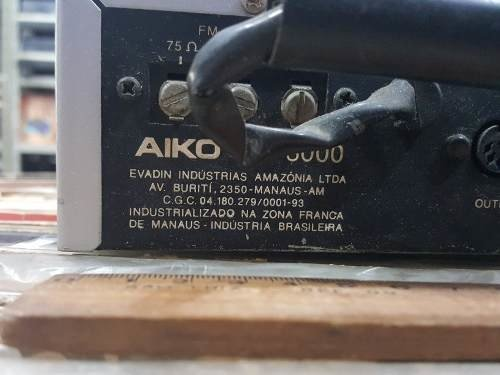 Tuner Marca Aiko Modelo Dt3000 na internet